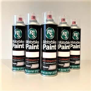 400ml (13.5oz) aerosol 1K Clearcoat