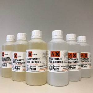 1000ml pack (2 pints) 2K Clearcoat